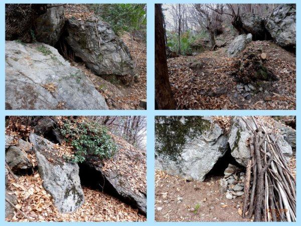 cannero cassino la casa nel bosco la grotta