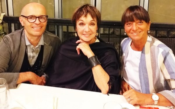 Michele Olivieri - Oriella Dorella - Elena de Zuani